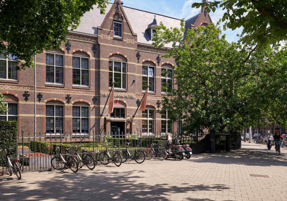 Locatie The College Hotel Amsterdam