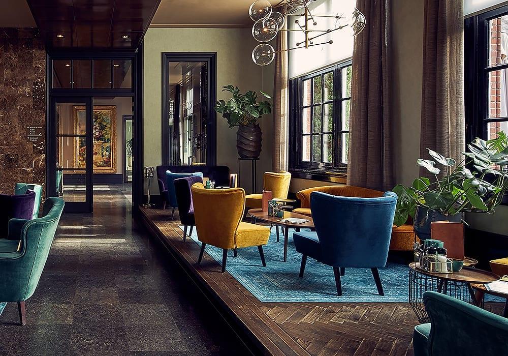 Luxueus Restaurant